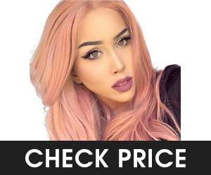 K'ryssma Pink Lace Wig