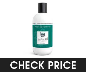 Purely Northwest Antifungal Soap