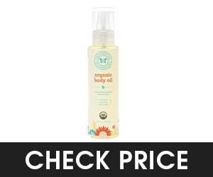 The Honest Company Organic Oil