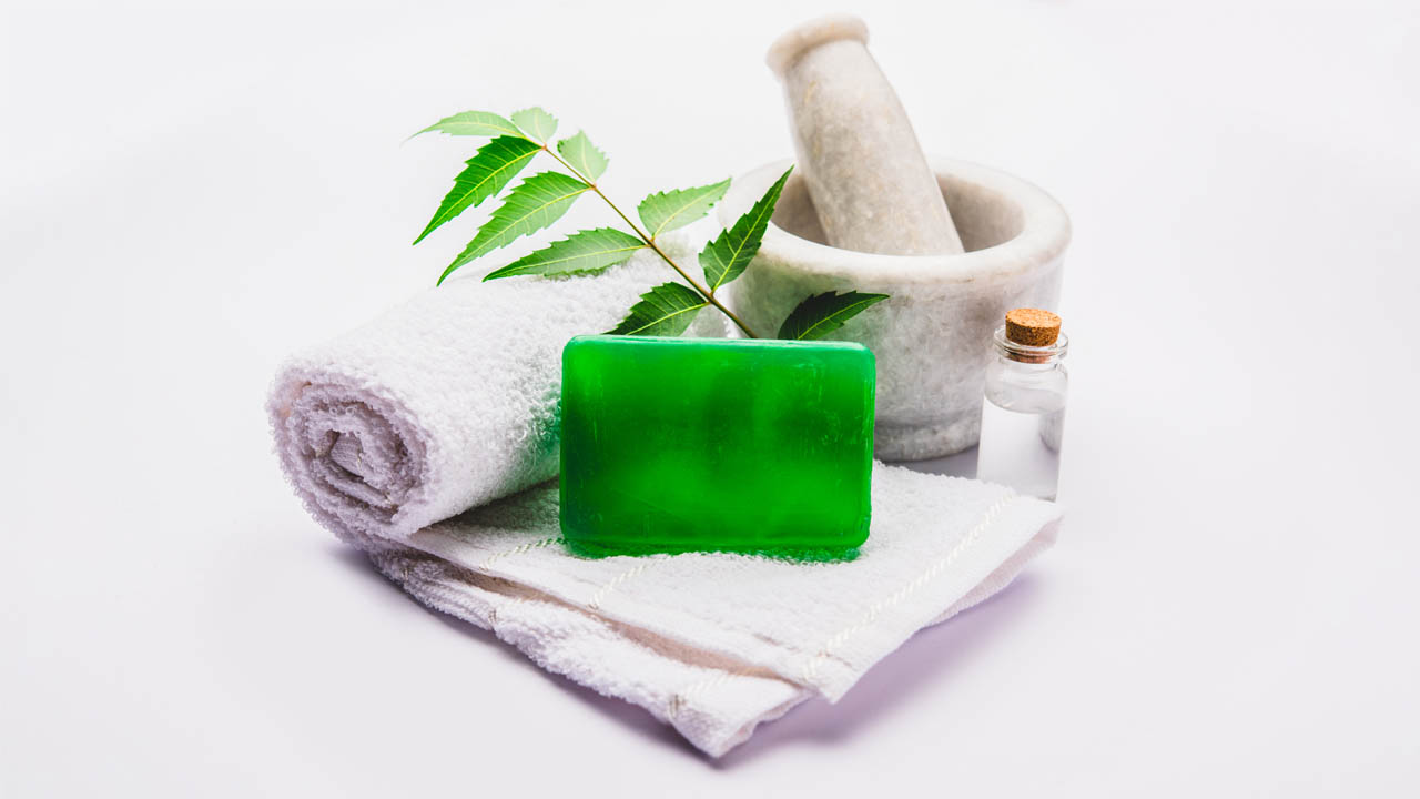 ingredients for antifungal soap