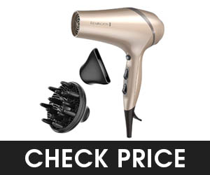 Remington Hair Dryer With Color Care