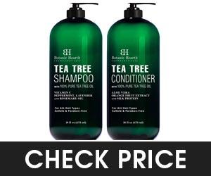 Botanic Hearth Tea Tree Shampoo
