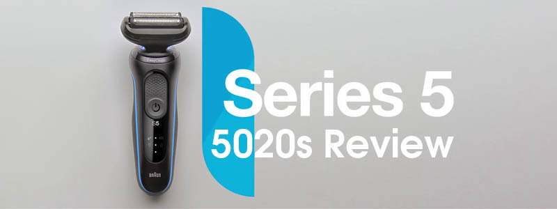 Braun Series 5 5020s review