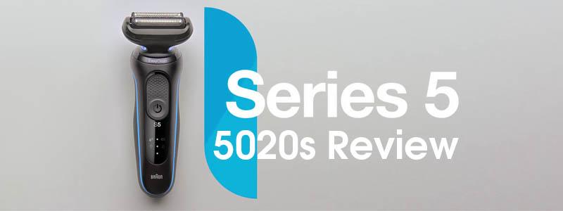 Braun Series 5 5020s review