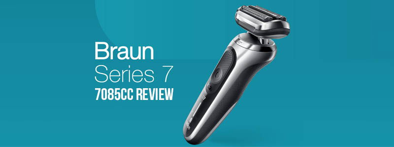 Braun Series 7 7085cc review