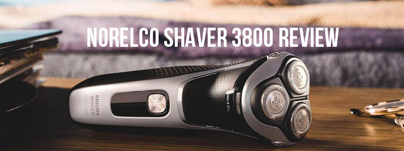 Norelco Shaver 3800 Review