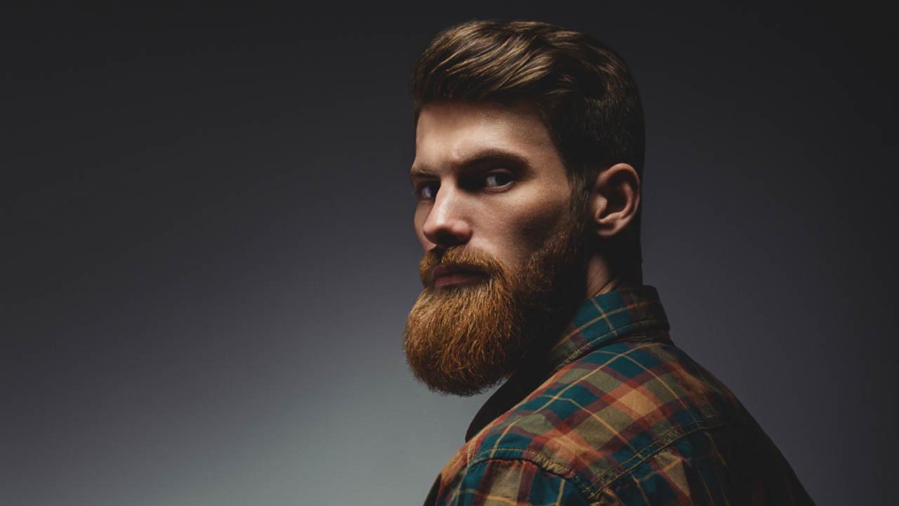 beard growth during quarantine
