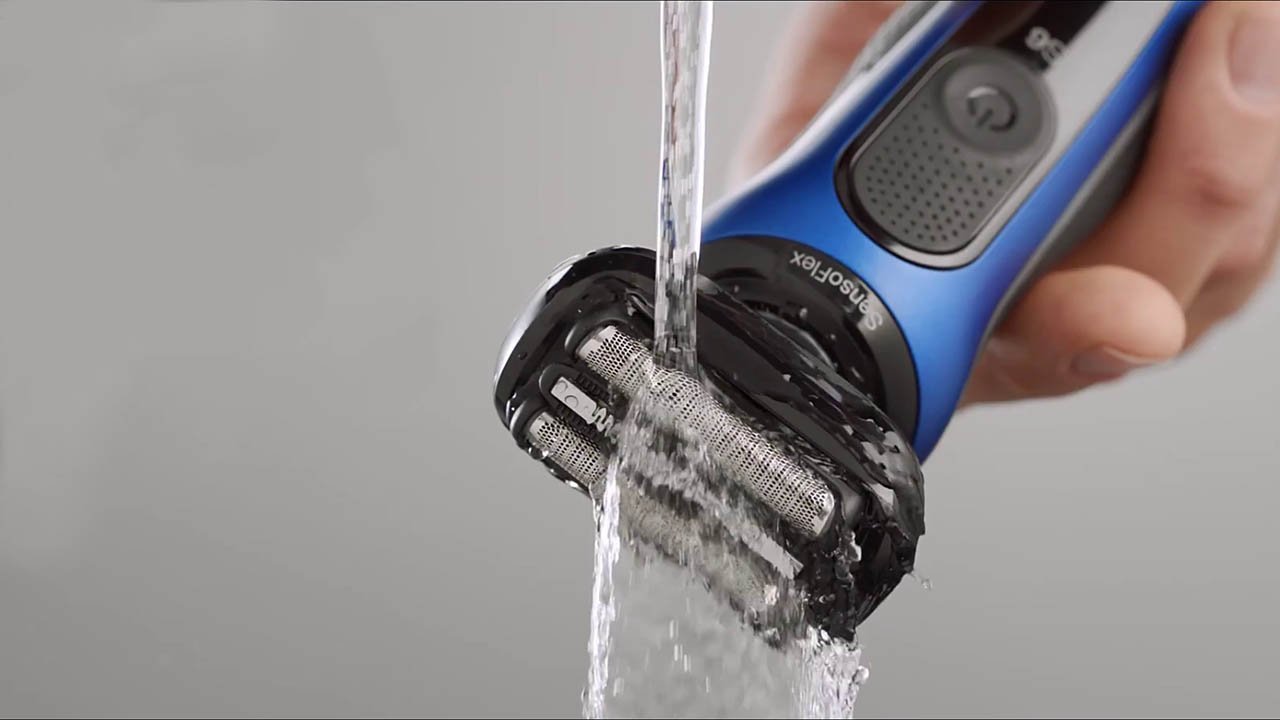 cleaning braun series 6