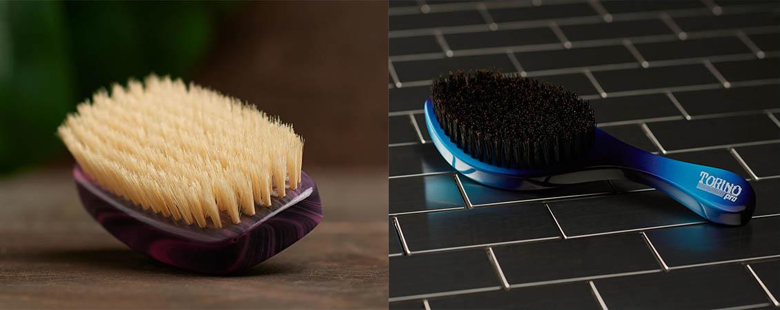 medium vs hard wave brush