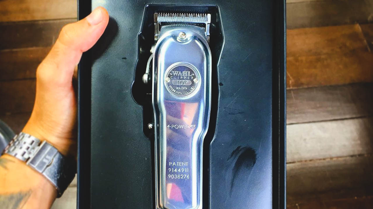 unboxing wahl 100 year anniversary clipper