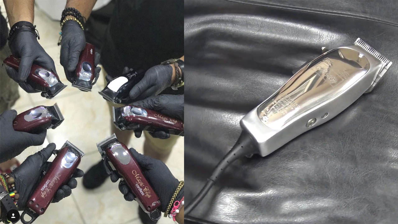 Wahl Magic Clip Vs Andis Master 01557