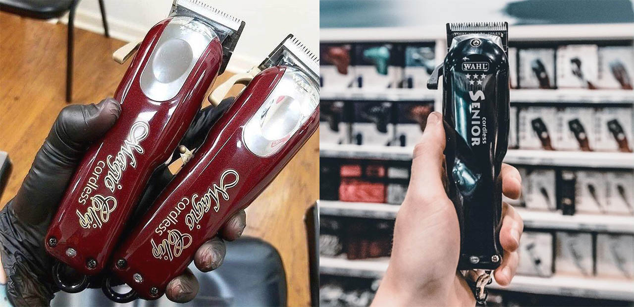 Wahl Magic Clip Vs Senior
