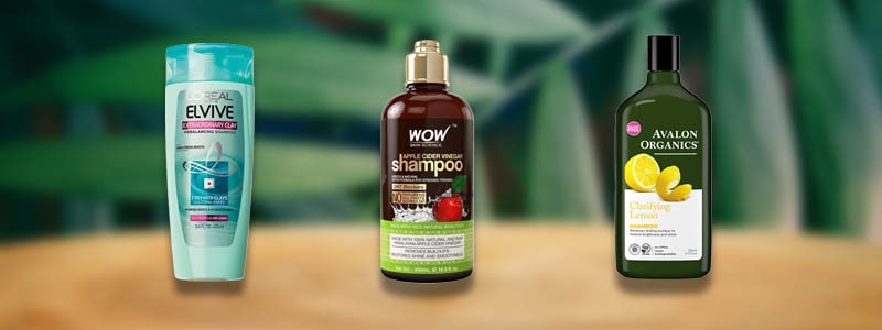Best Shampoo for Excess Sebum