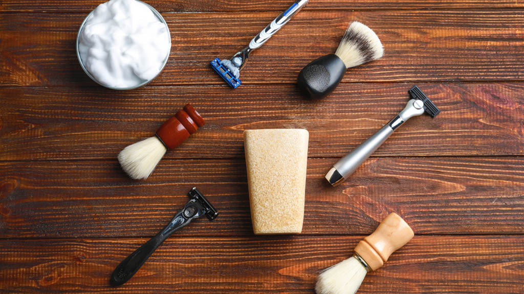 tools to use for shaving head