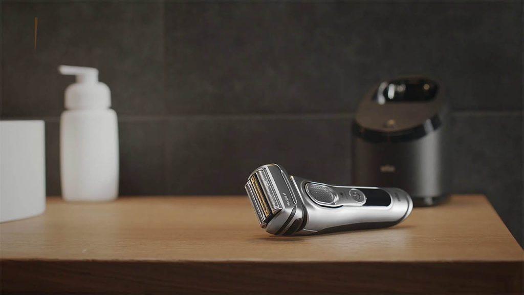 Braun Shaver 9385cc