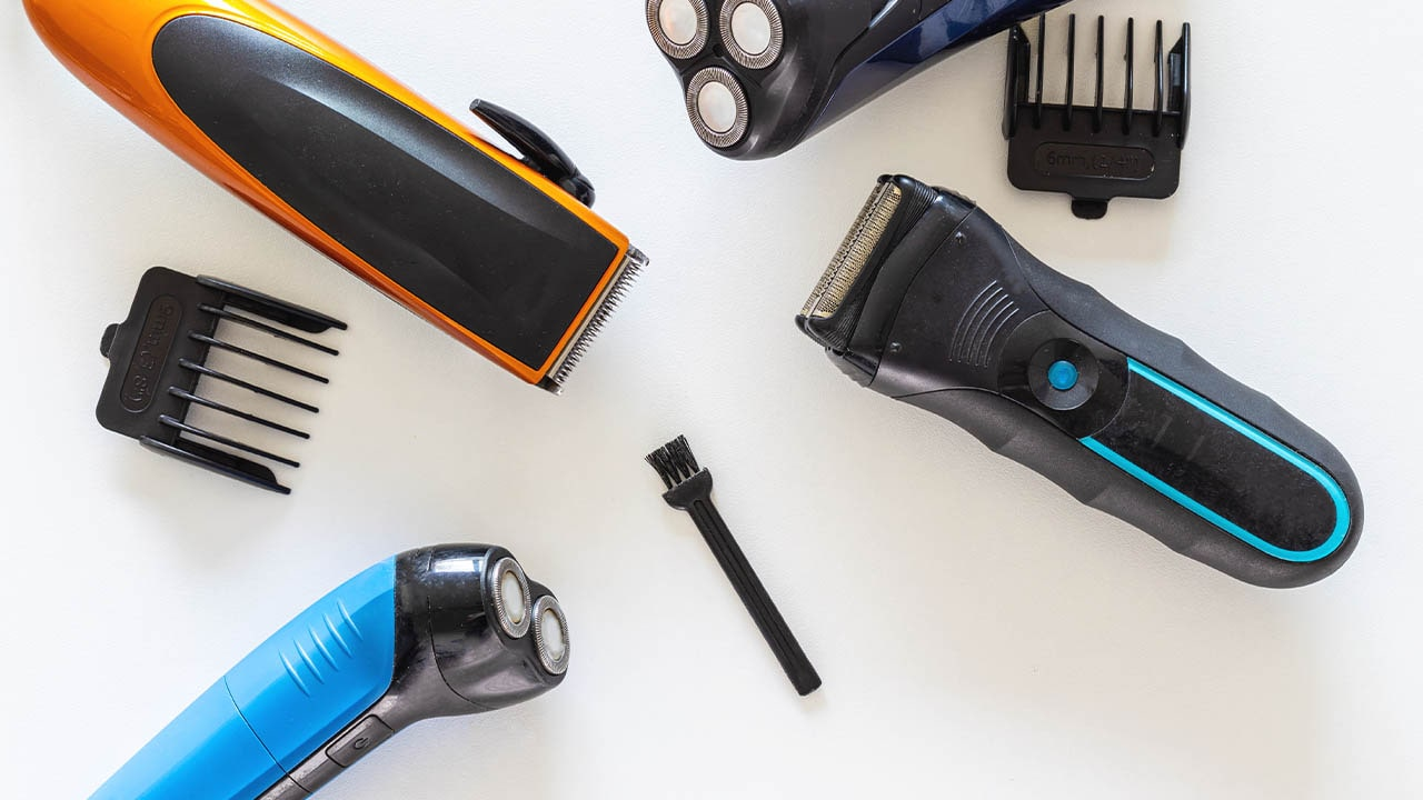 foil and rotary shavers