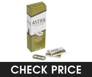 Astra Platinum Double Edge Safety Razor Blades