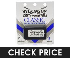 Wilkinson Sword Classic Double Edge razor blade