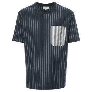 CK's Striped Pocket Tee