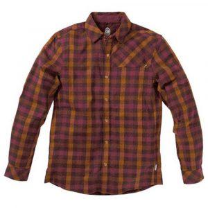 Club Ride Apparel Shaka Flannel Long Sleeve