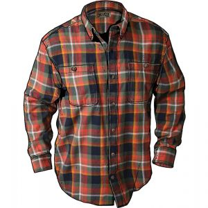 Duluth Trading Co. Free Swingin' Flannel Relaxed Fit Shirt