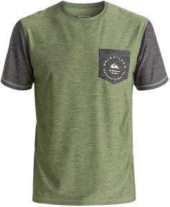 Quiksilver Badge Pocket T-Shirt