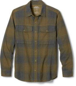 REI Wallace Lake Lightweight Flannel Shirt