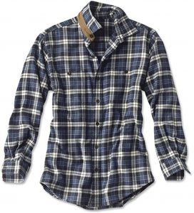 The Perfect Flannel Shirt by Orvis