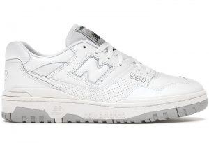 White New Balance 550
