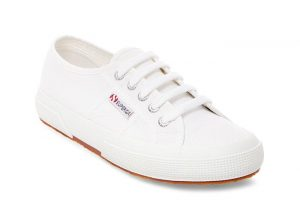 White Superga 2750 Cotu Classic