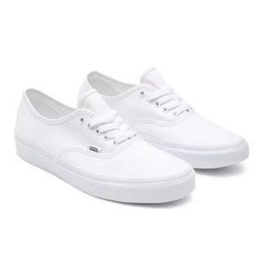 White Vans Authentic